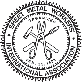 Image result for sheet metal local 91 logo